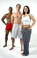 Image of a group of personal trainers